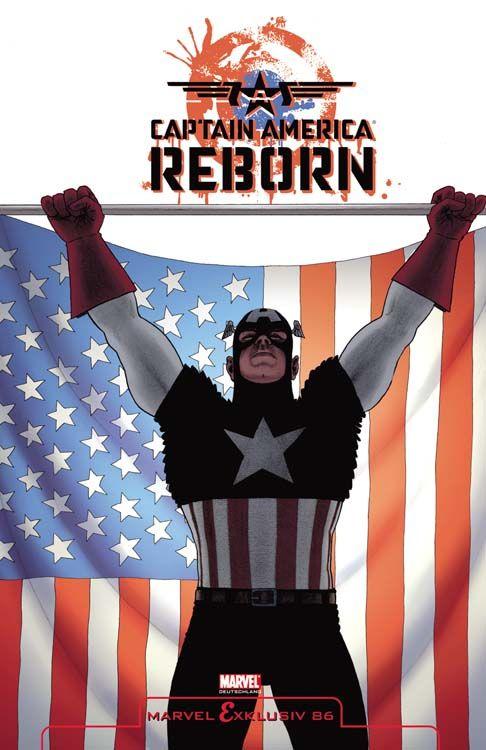 Marvel Exklusiv 86: Captain America...