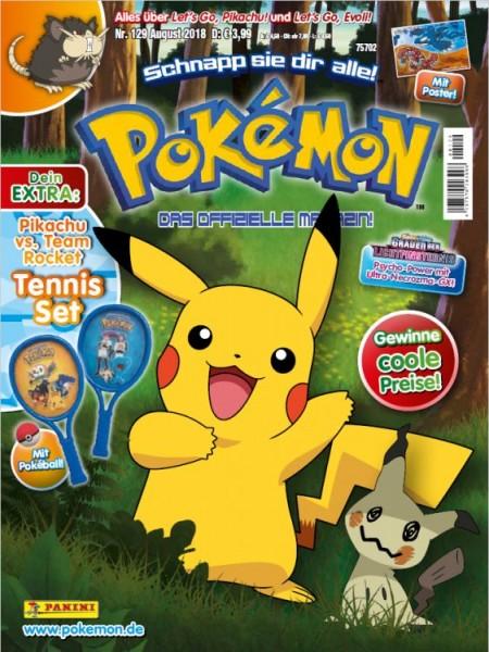 Pokémon Magazin 129