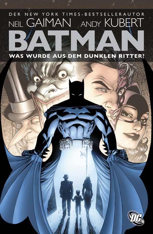 Batman: Was wurde aus dem Dunklen...