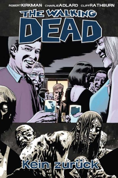The Walking Dead 13: Kein zurück Cover
