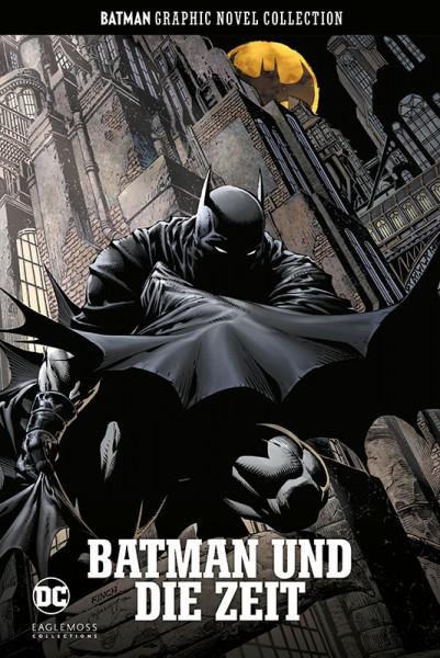 Batman Graphic Novel Collection 37 Batman und die Zeit Cover