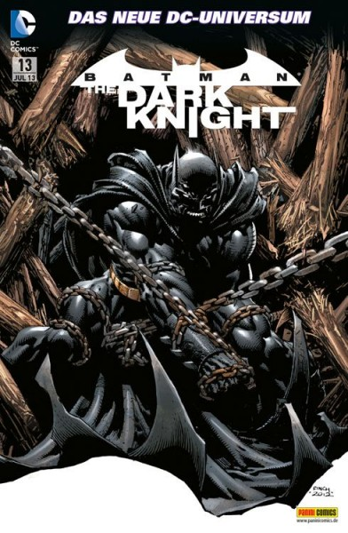 Batman: The Dark Knight 13