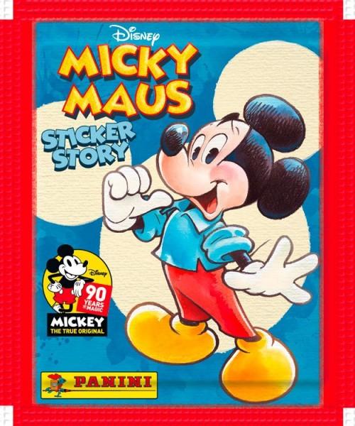 90 Jahre Micky Maus Sammelkollektion - Tüte