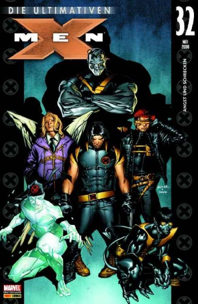 Die Ultimativen X-Men 32