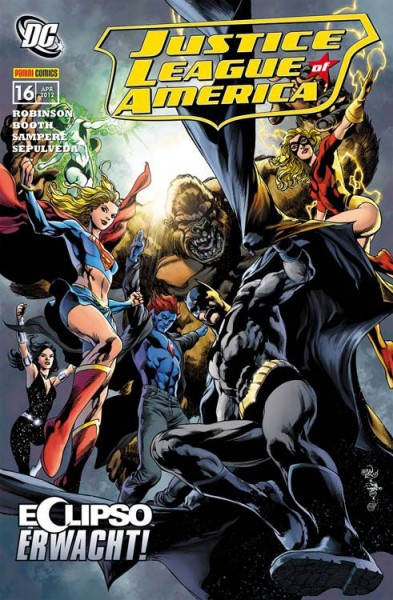 Justice League 16: Eclipso Erwacht