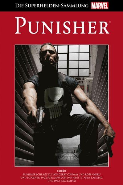 Die Marvel Superhelden Sammlung 20: Punisher