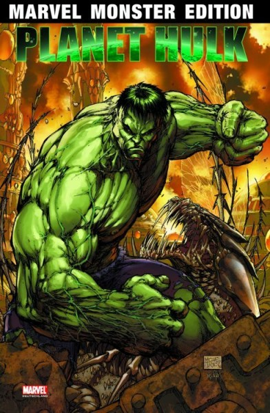 Marvel Monster Edition 22: Planet Hulk 2