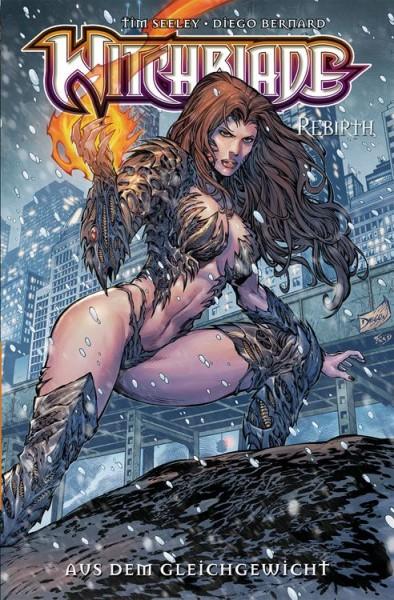 Witchblade - Rebirth 1