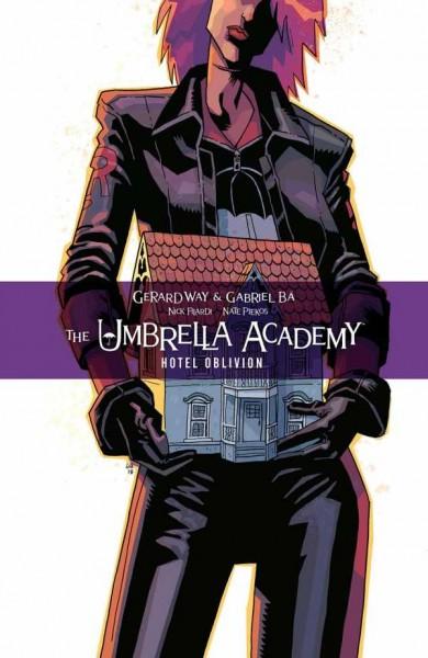 The Umbrella Academy 3: Hotel Oblivion Cover