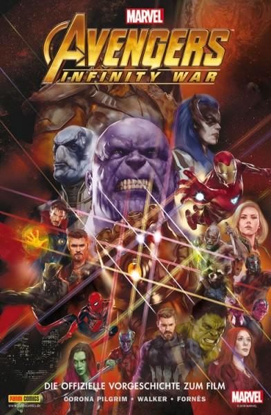 Marvel's Avengers: Infinity War - Die offizielle Vorgeschichte zum Film