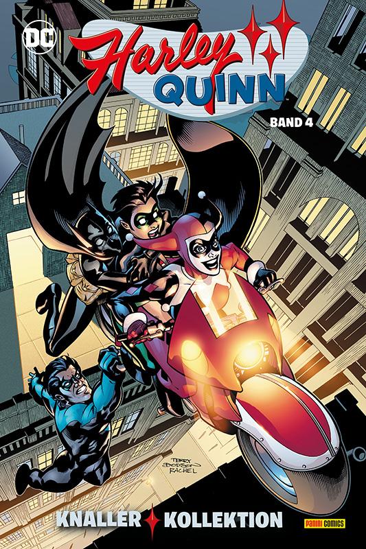 Harley Quinn: Knaller-Kollektion 4...