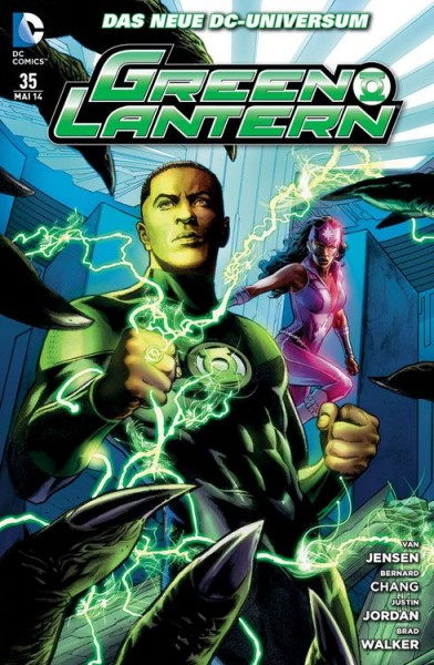 Green Lantern Sonderband 35