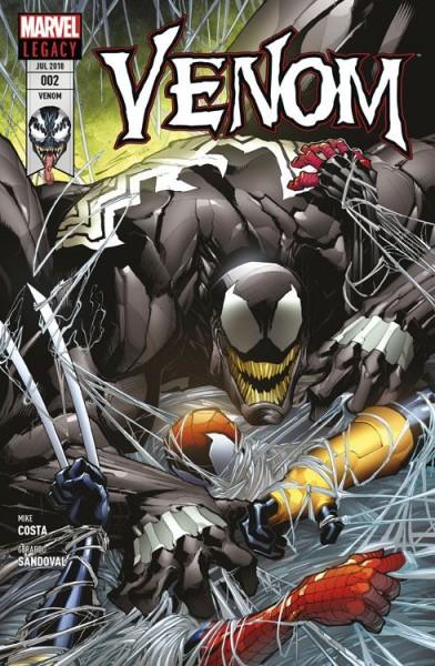 Venom 2: Herz der Finsternis