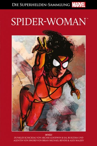 Die Marvel Superhelden Sammlung 49: Spider-Woman