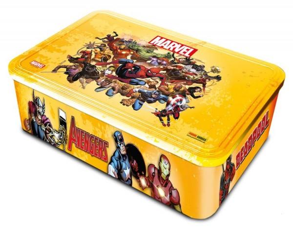 Marvel Neustart - Variant - Metallbox