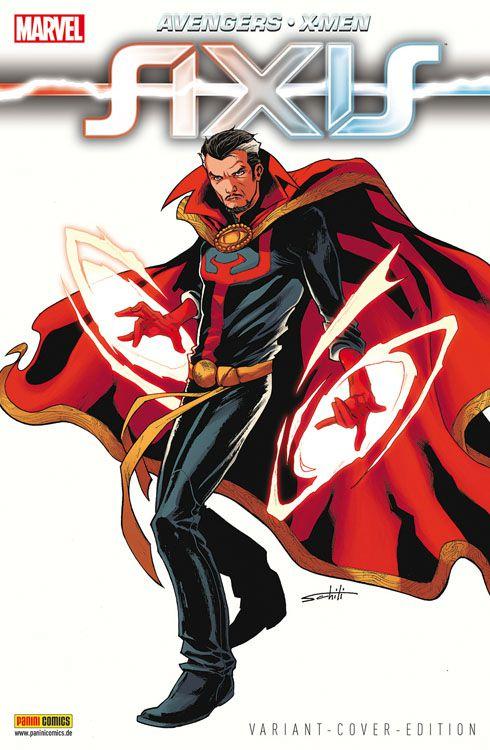 Avengers & X-Men: Axis 4 Comic Action...