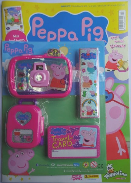 Peppa Pig Magazin 03/19