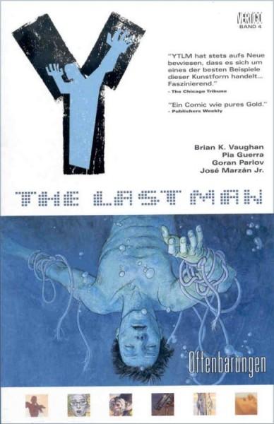 Y - The Last Man 4 - Offenbarungen
