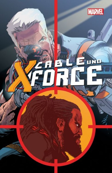 Cable & X-Force 5 Variant - Comic Action 2014