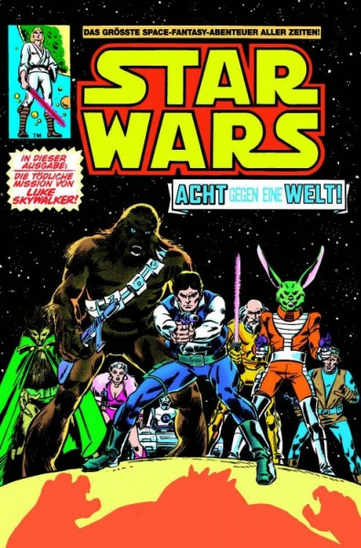 Star Wars Classics 1