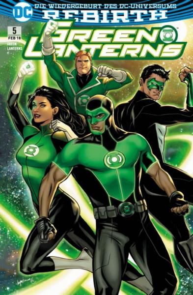 Green Lanterns 5: Die Rückkehr der ersten Lantern