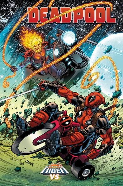 Deadpool 15 Variant