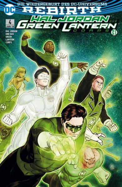 Hal Jordan und das Green Lantern Corps 4: Suchen nach Hoffnung