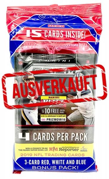 NFL PRIZM 2019 - Trading Cards - Multipack