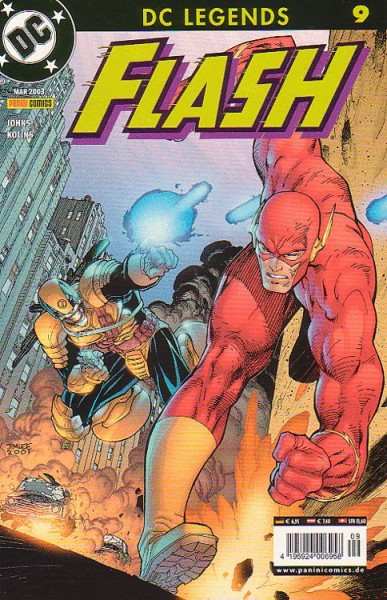 DC Legends 9: Flash