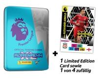 Panini Premier League Adrenalyn XL 2020/21 Kollektion – Pocket-Tin - Blau