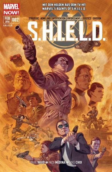 S.H.I.E.L.D. 2