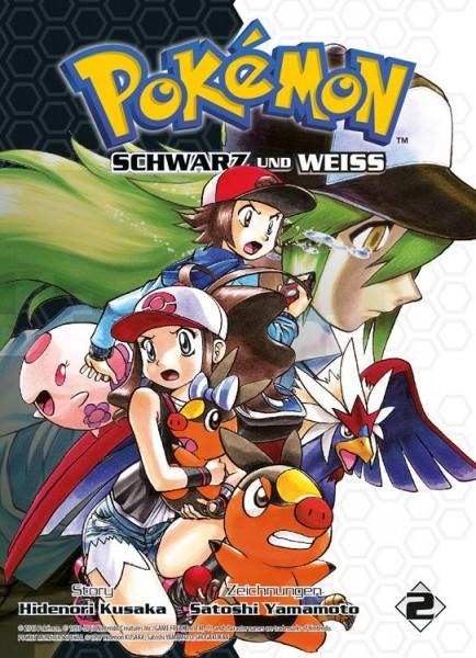 Pokémon: Schwarz und Weiss 2