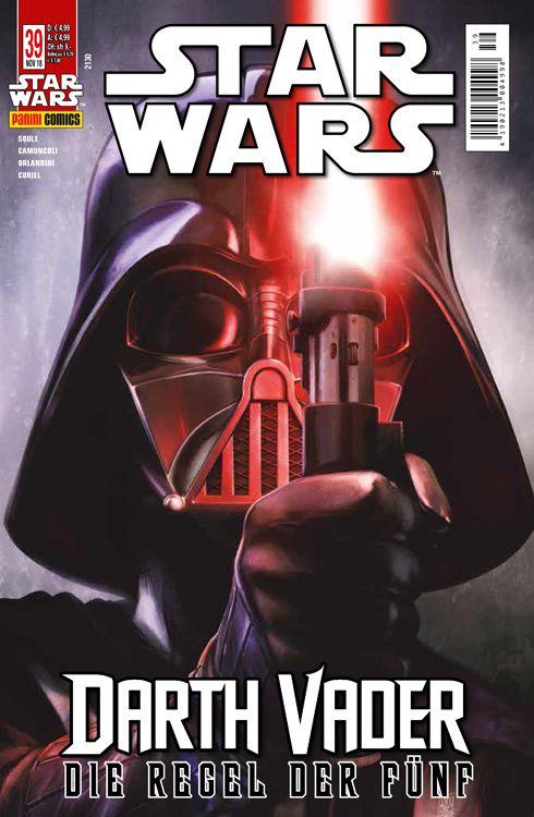 Star Wars 39: Darth Vader - Die Regel...