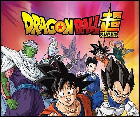 Dragon Ball Super Stickerkollektion