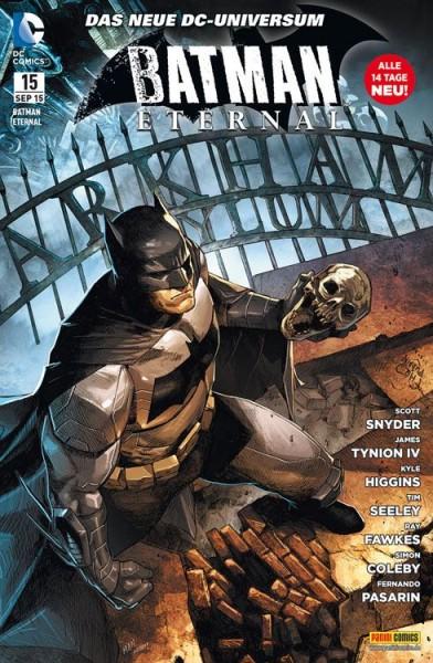 Batman Eternal 15