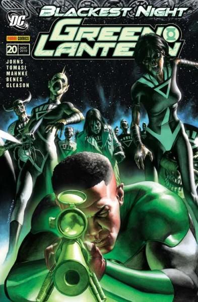 Green Lantern Sonderband 20