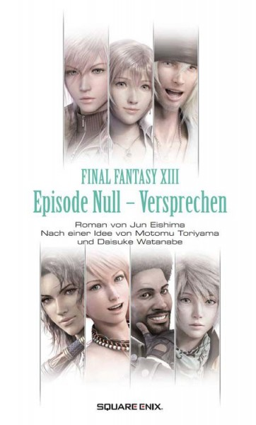 Final Fantasy XIII: Episode Null: Versprechen