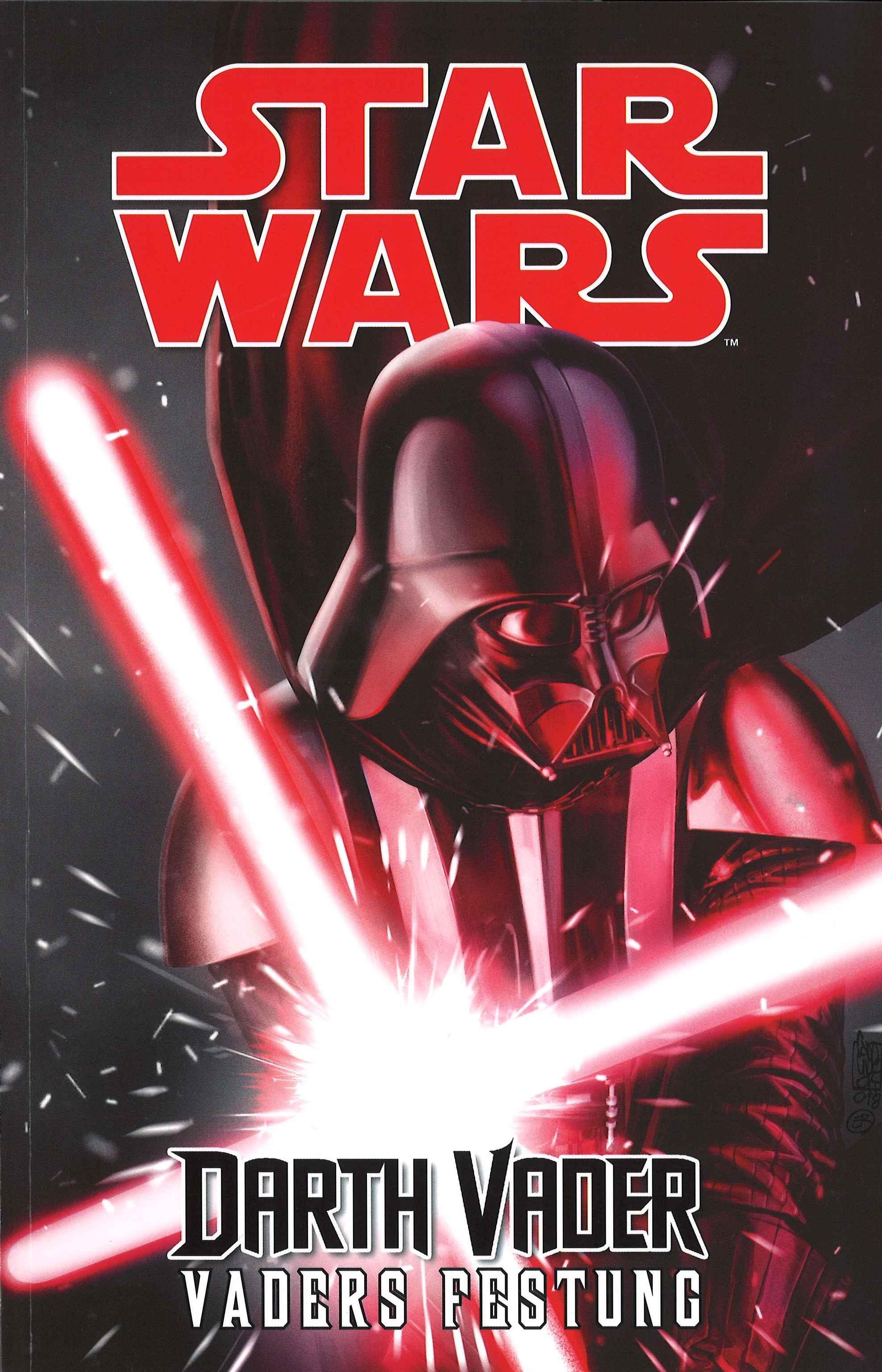 Star Wars - Darth Vader - Vaders Festung