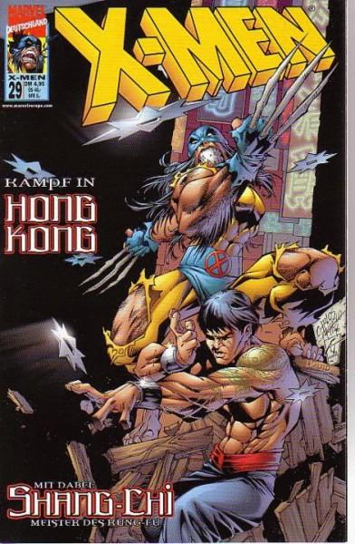X-Men 29: Kampf in Hong Kong