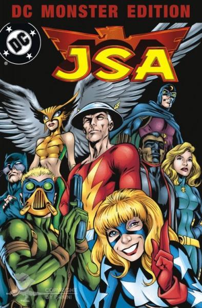 DC Monster Edition 2: JSA