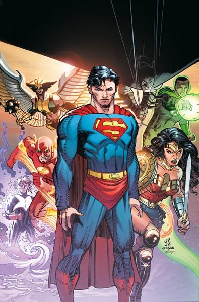 Superman - Action Comics 4 Cover