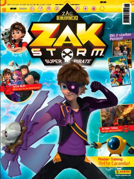 Zak Storm 05/19
