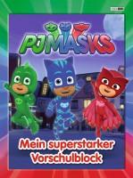 Pj Masks - Mein superstarker Vorschulblock