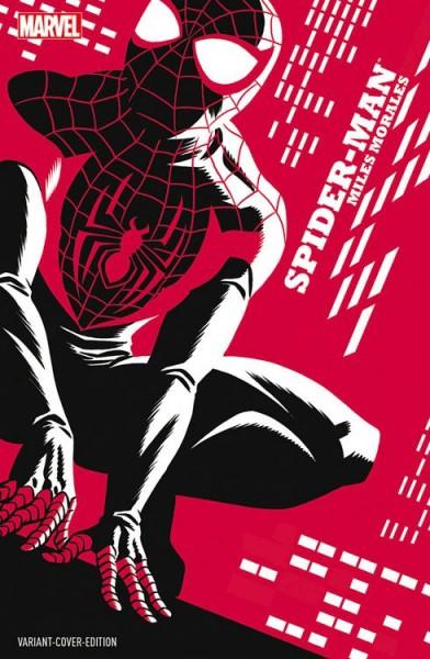 Spider-Man: Miles Morales 1 Variant