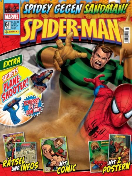 Spider-Man Magazin 61
