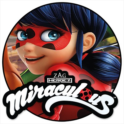 Miraculous Ladybug Sticker und Trading Cards Banner