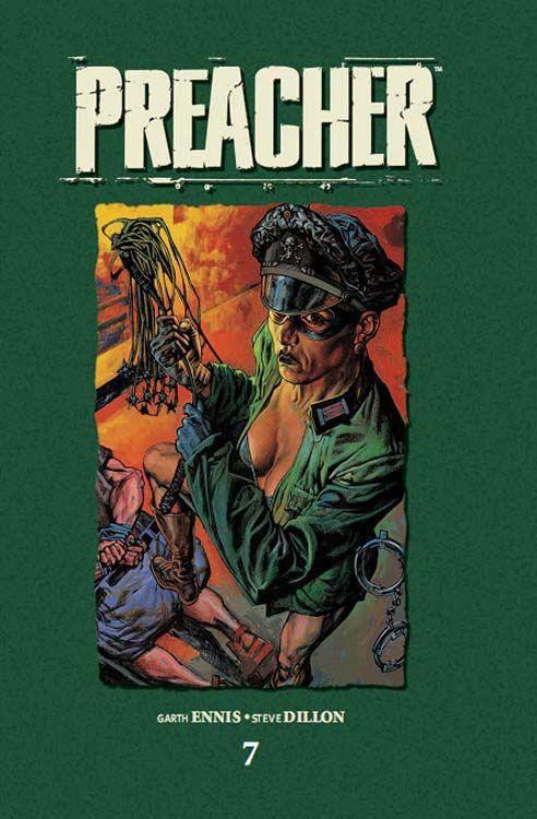 Preacher 7: Einsam sind die Tapferen