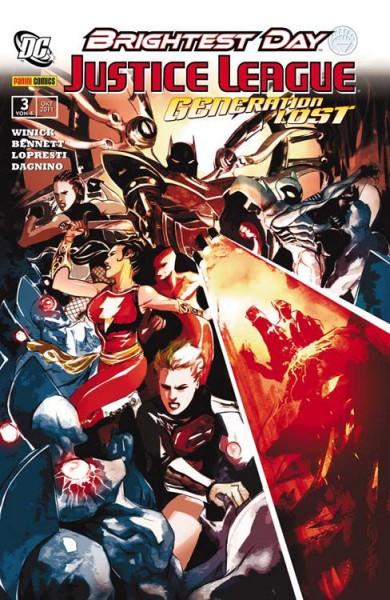Justice League: Generation Lost 3