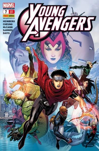 Young Avengers 7: Die Kreuzzug 1