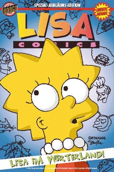 Lisa Comic 1